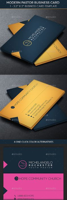 39 stamped business cards for your inspiration emboss business modern pastor business card template accmission Choice Image