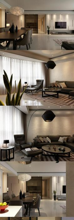Future Living Room | Neutral Sophisticated Comfortable · Stylish InteriorZen  Design InteriorModern ...