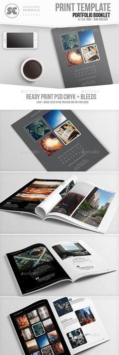 Artiste Multipurpose Minimal Portfolio Brochure Template Psd