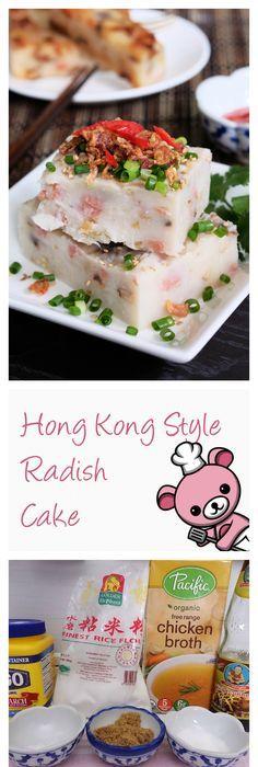 Chinese Daikon Radish Cakes 4my Belly Sake Pinterest Cake And