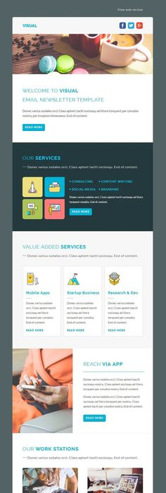 Waver ECommerce Psd Email Template  Template Email Design And
