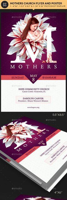 Gospel Benefit Concert Church Flyer Template  Gospel Concert