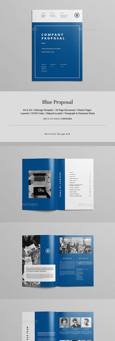 Visual Resume \u2014 InDesign INDD #print template \u2022 Download ➝