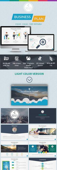 Startup  Clean Pitch Deck Google Slide Template  Presentation