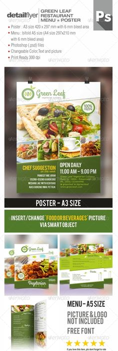 Best Restaurant Flyer Templates Free And Premium To Download