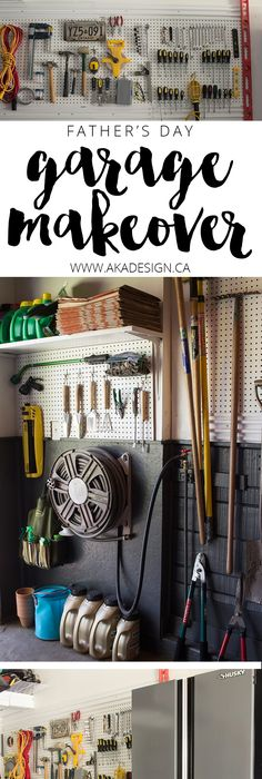 3 easy steps to declutter your garage challenge week room and fathers day garage makeover solutioingenieria Image collections