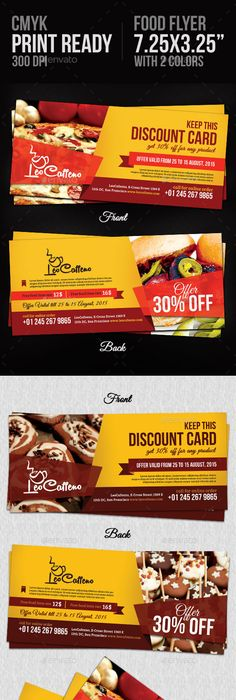 Corporate Business Gift Voucher Template  Corporate Business
