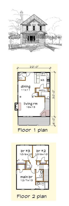 Bungalow house plan 72708 total living area 1056 sq ft 3 bungalow house plan 72732 total living area 1280 sq ft 3 bedrooms and malvernweather Images