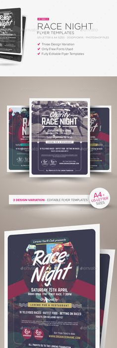 Auction Flyer Templates Flyer Template Template And Event Flyers - Auction brochure template