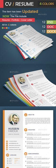 Neue Swiss Resume CV Resume cv and Template