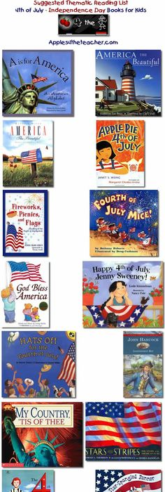 Usa Books For Little Learners Symbols History And Books