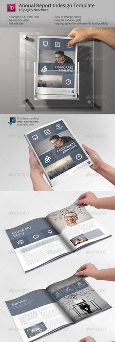 Love this site. Adobe Indesign templates for flyers, books, and ...