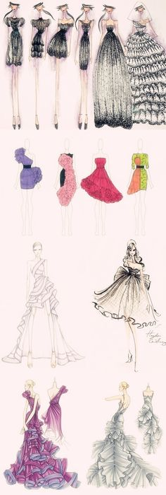 fashion design illustrations turn real flower petal to clothing fashion design illustrations fashion design and fashion illustrations