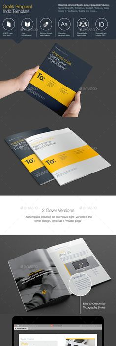 Business Project Proposal Template V280 Proposal Templates