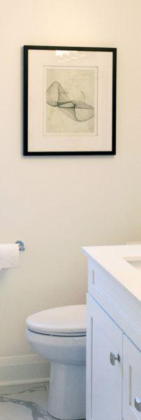 bathroom hub mirror geometric wall decor umbra mirrors i