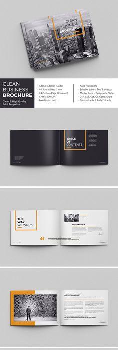 Corporate Business Brochure  Vol  Business Brochure