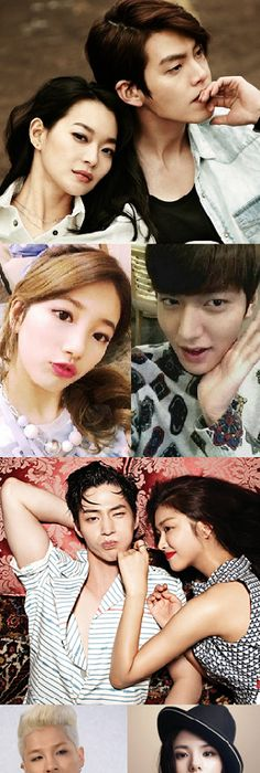 10 Korean celebrity couples who have confirmed their relationships in 2015