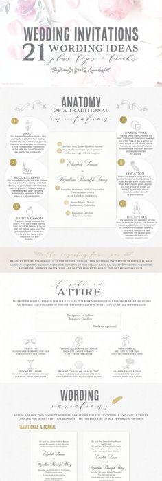 20 Popular Wedding Invitation Wording \ DIY Templates Ideas Verses - best of wedding invitation samples text