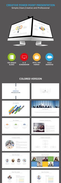 Owsom Enhance Your Powerpoint Presentation Template Powerpoint