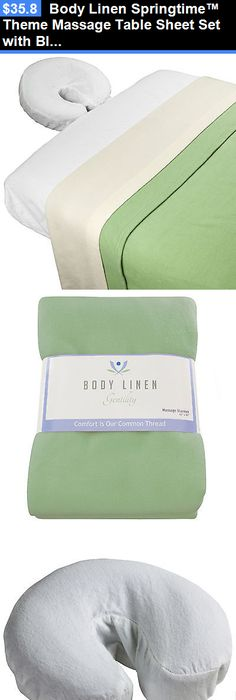 High Quality - 3pc Microfiber Massage Table Sheet Set - Ivory ...