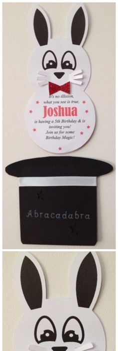 AbracadabraIts a MAGIC Themed Birthday Party Magic party