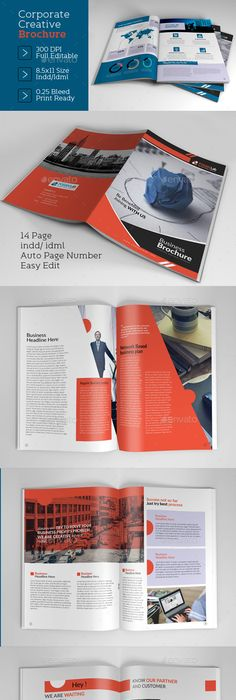 Bi Fold Brochure Template Brochure Template Brochures And