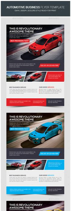 Car Dealer Flyer  Magazine Ad  Magazine Ads Ads And Magazines