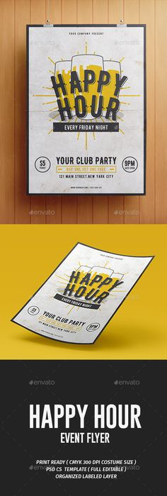 Event Flyer Templates  Postermywall   Pinteres