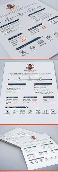 Resume File Format 18 Plantillas De Currículum Vitae Gratis  Template Free Creative .