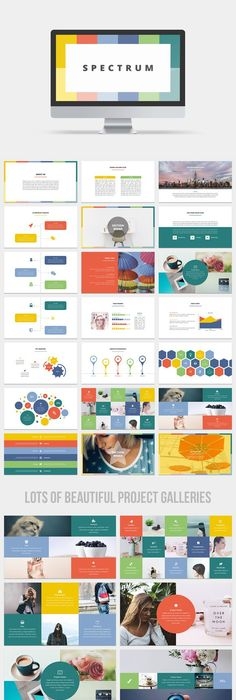 First Goal   PPT Template   Template, Presentation design and ...
