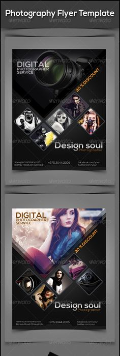 Photography Flyer Photography Flyer Flyer Template And Template