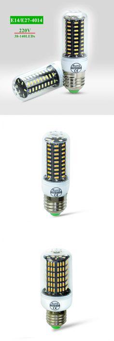 Ultra Bright E14 LED Corn Bulb Lamp Light Milky White Led Bulb E14