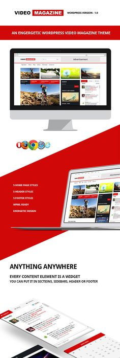 Exposure WordPress Theme - ThemeFuse | WordPress Themes Review ...