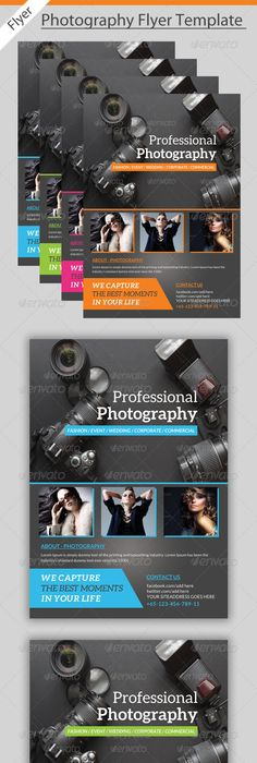 photography flyer pricing sheet v2 photography flyer template