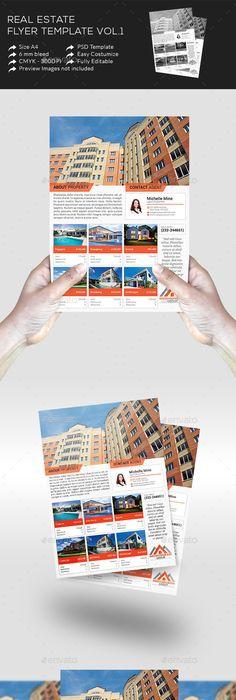 Real Estate Flyer  Commerce Flyers Download Here Https