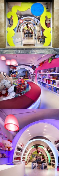 Exceptional Pilaru0027s Story Toyshop Design By Elia Felices, Mataró (Barcelona) Images