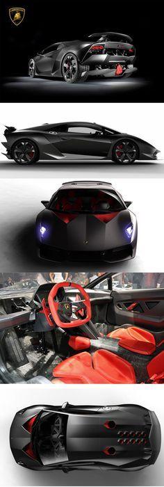 Lamborghini Sesto Elemento Super Tunados Blog #Carros #DRF #CarrosDRFu2026 Mais
