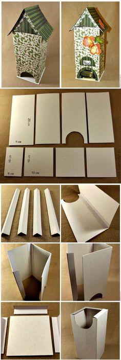 Construire une maison en carton u2026 Pinteresu2026 - maquette de maison a construire