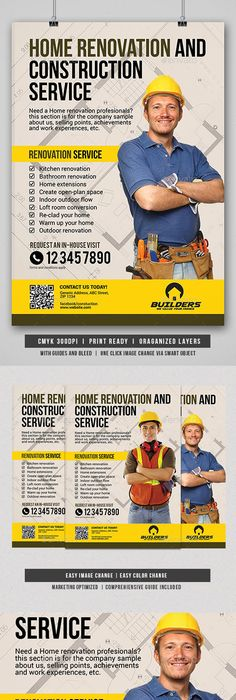 Corporate Flyer Brochures, Hiring poster and Text fonts - sample business flyers