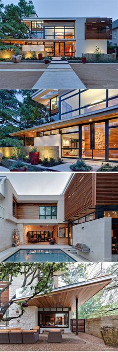 Casa Moderna Lampara #espina
