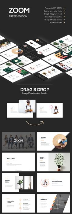 Inbeside powerpoint template template presentation templates and zoom creative theme presentation toneelgroepblik Images