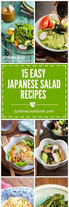 Gomae japanese spinach salad recipe healthy vegetarian recipes 15 easy japanese salad recipes forumfinder Choice Image