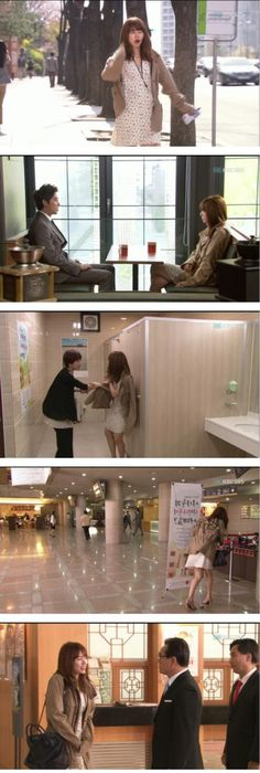 Spoiler] Added episode 14 captures for the Korean drama 'The Man In on
