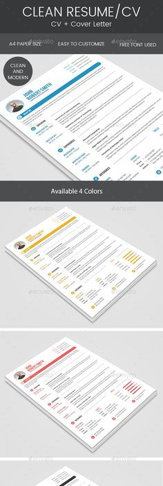 How To Make A Cover Letter And Resume Resume With Cover Letter  #resumes Stationery Download Here .