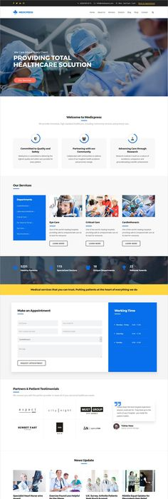 Consuloan   Multipurpose Consulting WordPress Theme