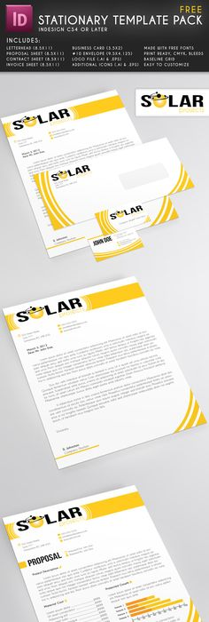 Booklet template indesign cs4cs5 free download a4 page stationary template pack indesign cs4cs5 free download edit freely yelopaper Image collections