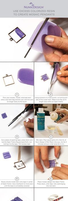 Resin jewelry making ideas my daughter and i was given resin resin jewelry making ideas my daughter and i was given resin earrings from a dear friend visit to chile resin pinterest resin jewellery aloadofball Images