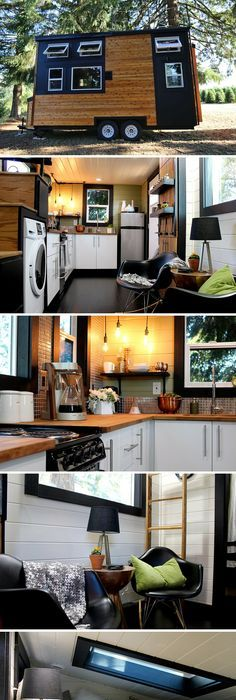 agreeable tiny house portland oregon. A stunning modern tiny house  built for a couple on the go Designed and 105 Impressive Tiny Houses That Maximize Function Style
