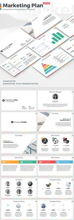 Marketing Plan Powerpoint Presentation  Powerpoint Presentation