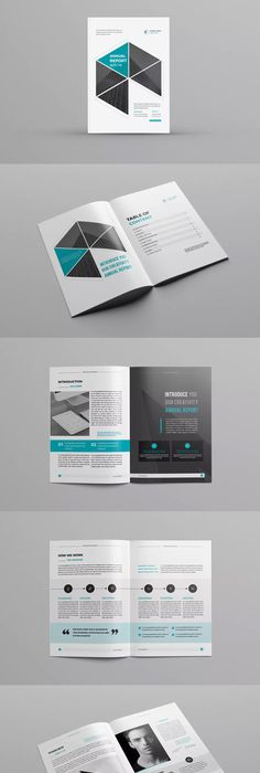 Corporate Annual Report Brochure   Annual Reports Brochures